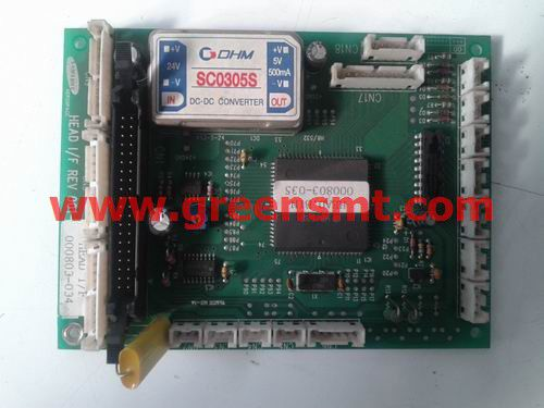 SAMSUNG CP33 Head IF Board